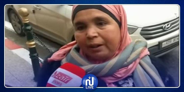 عاصيرا نصيرة...جزائرية تدخل مضمار السباق نحو كرسي الرئاسة (فيديو)