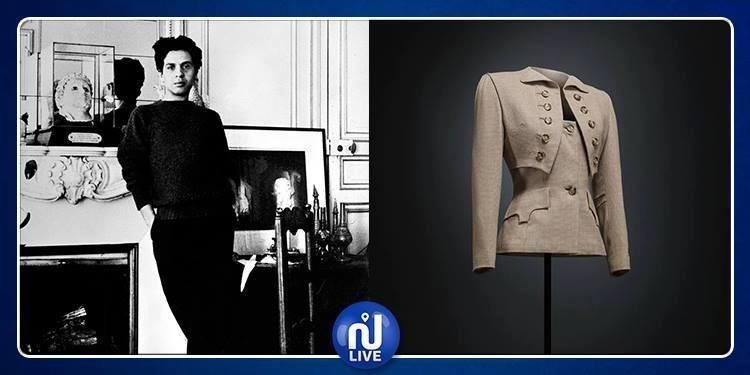 Exposition à la galerie Alaïa ou l'''Art du tailleur''.