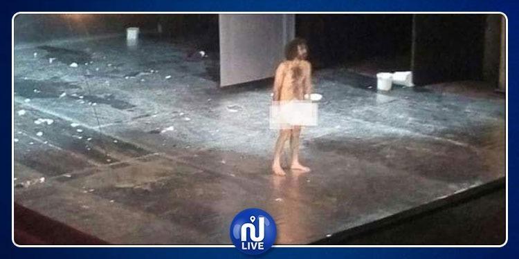 توضيح من الهيئة المديرة لأيام قرطاج المسرحية حول ''مشهد التعرّي''