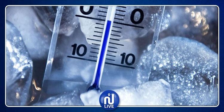 الليلة.. الحرارة تصل الى 3 درجات!