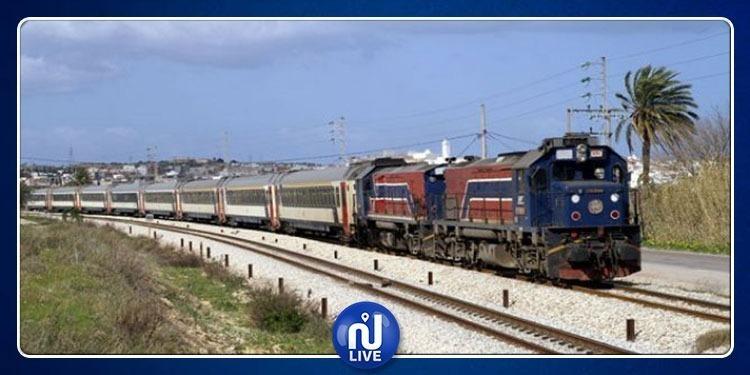 الشركة التونسية للسكك الحديدية تلغي بعض السفرات الصباحية