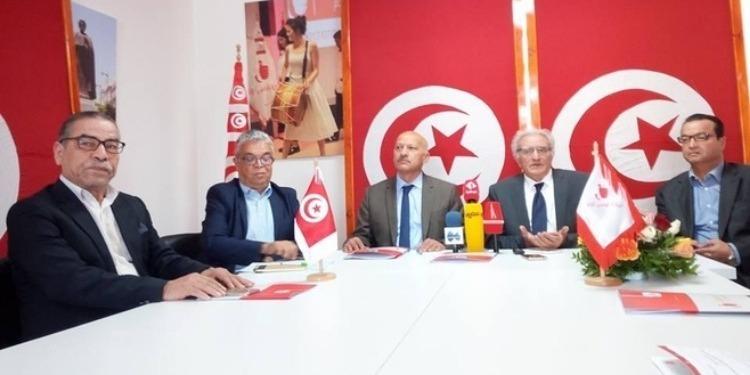 La Tunisie D'abord: Naceur Chouikh succède à Ridha Belhaj
