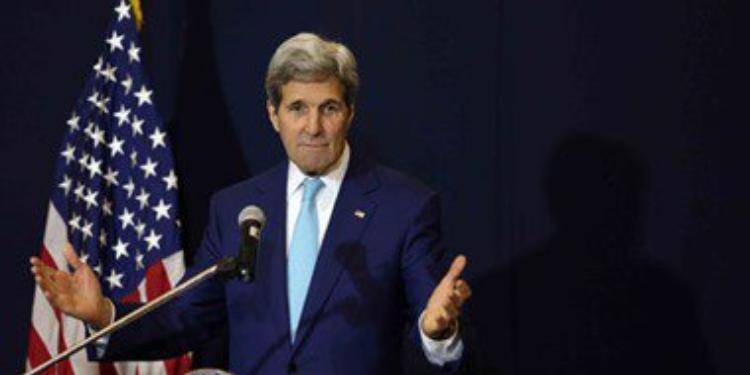 جون كيري يدعو الكونغرس لدعم الاتفاق مع إيران
