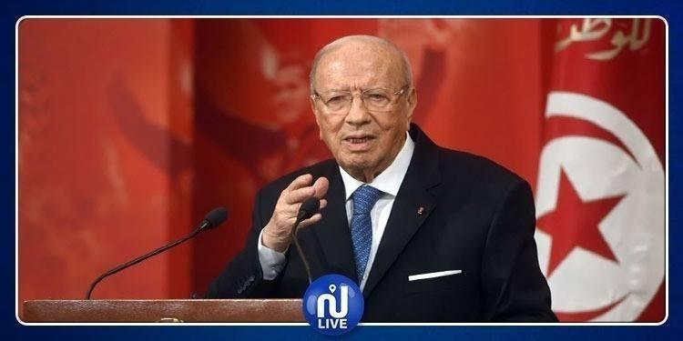 السبسي في مؤتمر نداء تونس: لا أرغب في الترشح للانتخابات الرئاسية