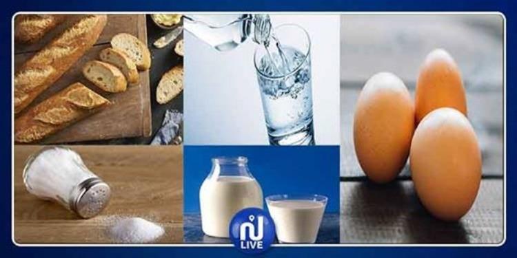 Attendue: Hausse des prix de la baguette, du lait et des œufs…