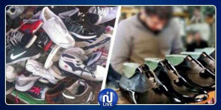 مهنيو قطاع الجلود يطالبون بتطبيق قانون منع بيع الأحذية المستعملة
