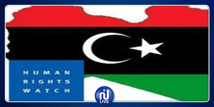 منظمة هيومن رايتس تطالب بالالتزام بقوانين الحرب في اشتباكات طرابلس