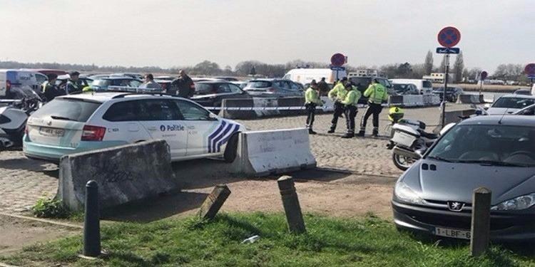 توجيه تهمة محاولة تنفيذ عمل ارهابي للسائق التونسي الذي حاول صدم مارة بسيارته في بلجيكا