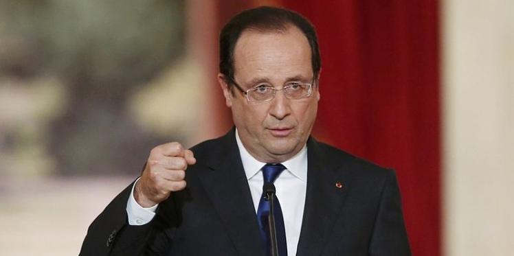 فرنسوا هولاند: بشار الأسد هو المشكل وليس الحل