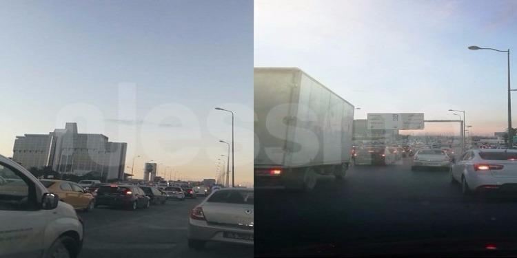 العاصمة: إضراب ''التاكسيستيّة'' يشل الحركة المرورية (صور)