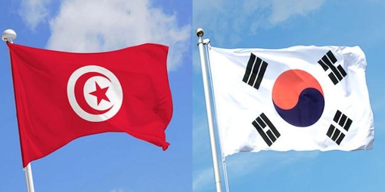 Signature d'une convention de coopération culturelle entre la Tunisie et la Corée du sud