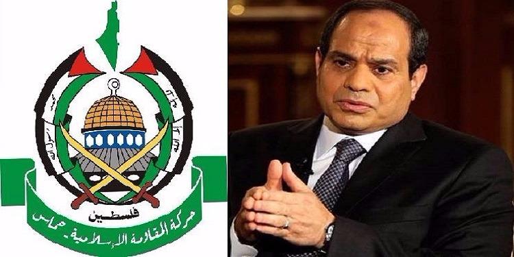 حركة حماس تشكر النظام المصري