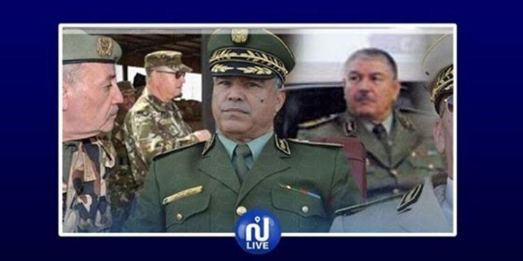 Algérie : Libération de 5 généraux accusés de corruption