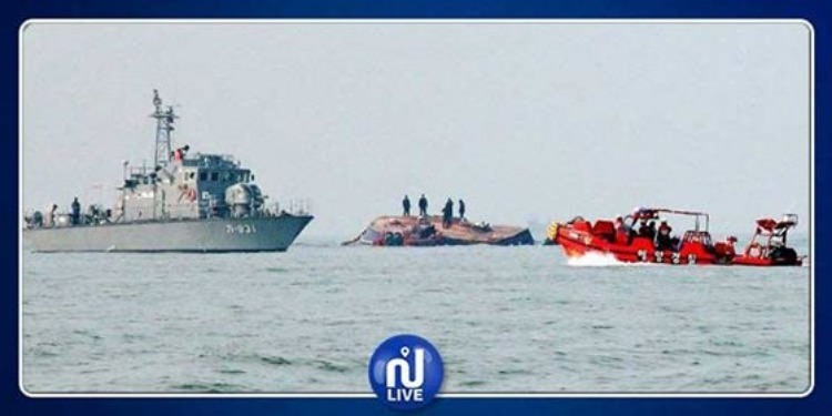 اصطدام قارب ياباني بآخر كوري في عرض البحر