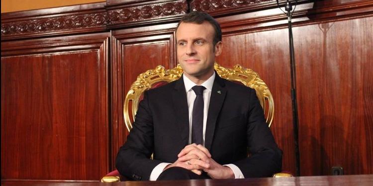 ماكرون: 'فرنسا ستقف بجانب تونس وقفة الأخ بجانب أخيه'