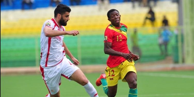 المنتخب الغيني يفتقد جهود أبرز مدافعيه أمام تونس