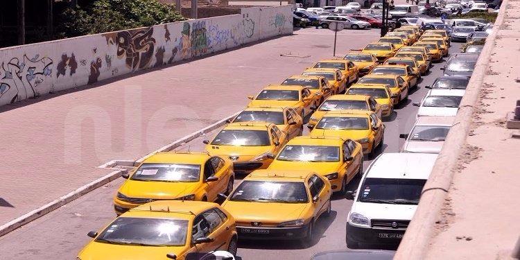 رسمي: تعليق إضراب التاكسي بتونس الكبرى
