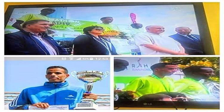 ماراطون : عاطف سعد يتأهل للألعاب الأولمبية ريو 2016