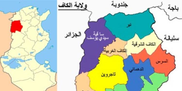 """ساقية سيدي يوسف : مجموعة إرهابيّة تداهم دوّار """"عرقوب ماعز"""" تستولي على كميّة من المؤونة"""