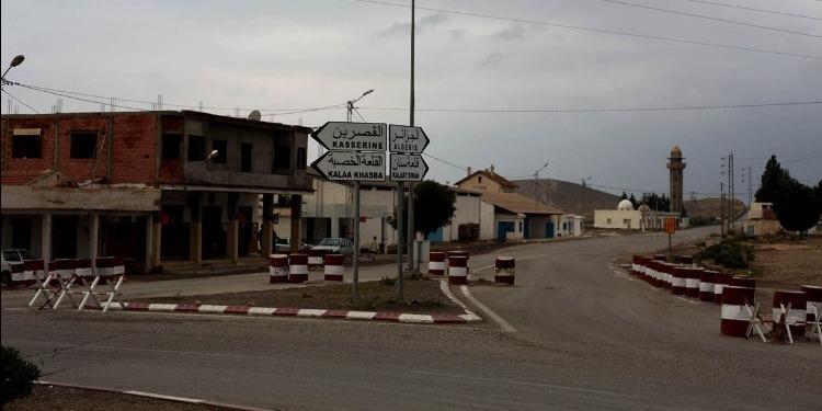 القصرين: انطلاق أشغال مشروع تهيئة الطريق الرابطة بينمدينة فوسانة والجزائر