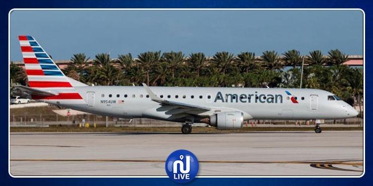 طرد مسافرة ورضيعها من الطائرة بسبب مرض نادر