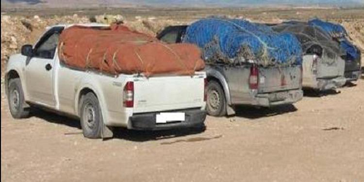 Ministère de l'intérieur: Saisie de marchandise de contrevande d'une valeur de 194 mille dinarts