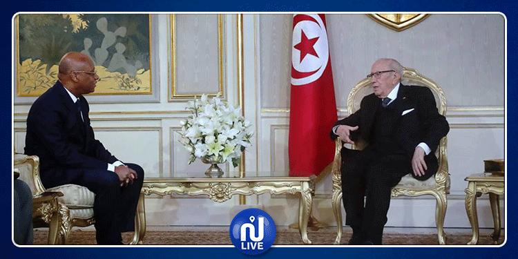 رئيس الجمهورية يؤكد على أهمية التعاون الاقتصادي مع الدول الإفريقية