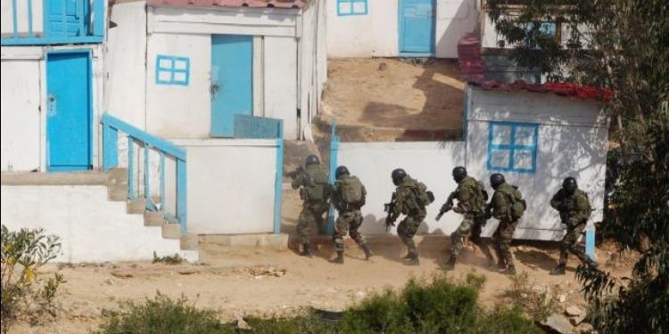 حملات أمنية واسعة والقبض على عدد من التكفيريين