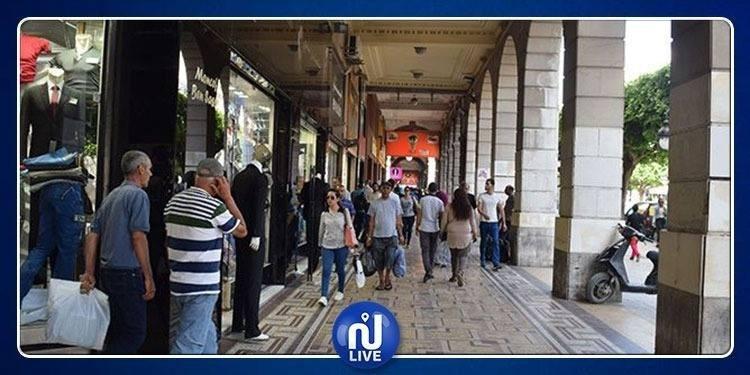 التجّار بشارعي الحبيب بورقيبة وفرنسا يحتجّون ويهددون بإغلاق محلاتهم
