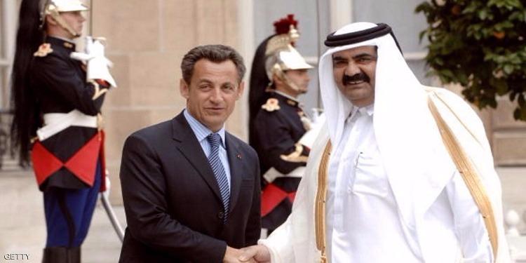 التحقيق مع الرئيس الفرنسي الأسبق ساركوزي بتهمة ''الدعم المشبوه'' لمونديال قطر