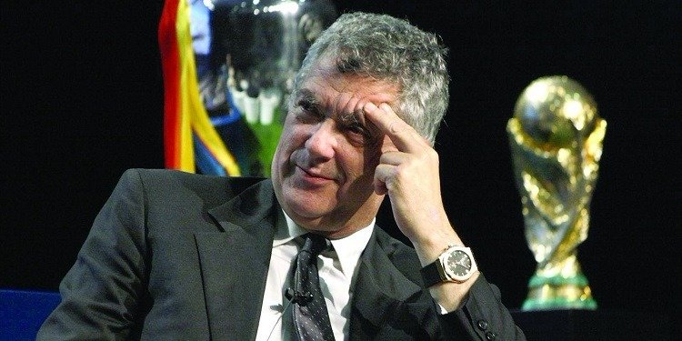بعد رئاسة تواصلت ثلاثة عقود:  شطب رئيس الاتحاد الاسباني
