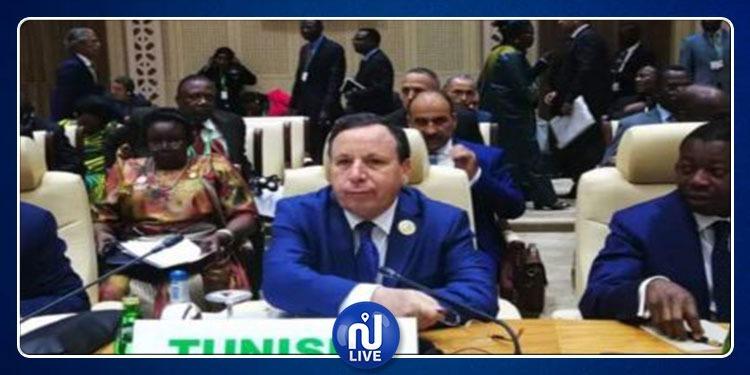 خميس الجهيناوي: 'توجُهنا نحو أفريقيا لا بد أن يكون توجها وطنيا'