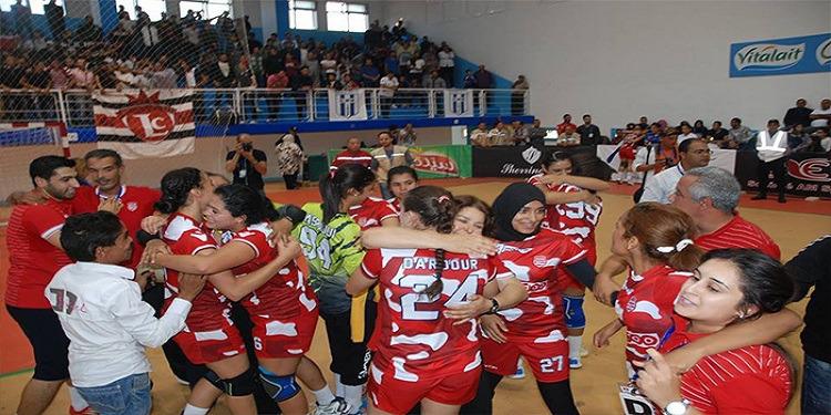 البطولة العربية لكرة اليد للسيدات: النادي الافريقي يفوز على الجمعية النسائية بقسنطينة