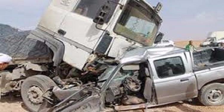 بين قابس و الصخيرة: حادث مرور يسفر عن وفاة عائلة متكونة من 5 افراد