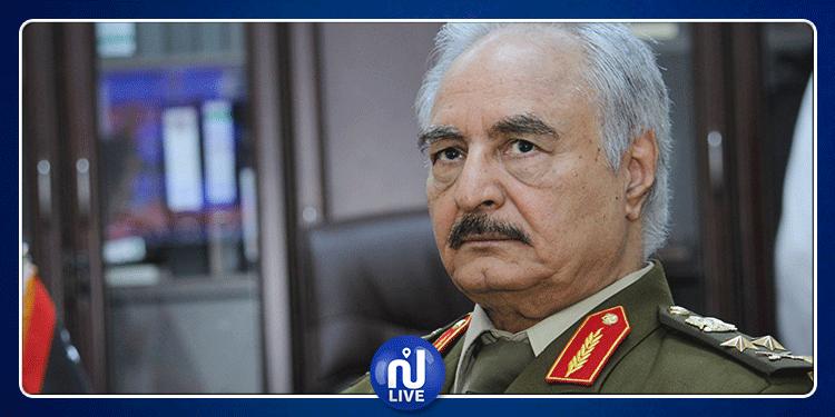 خليفة حفتر يأمر جميع قواته بالتحرّك نحو العاصمة طرابلس