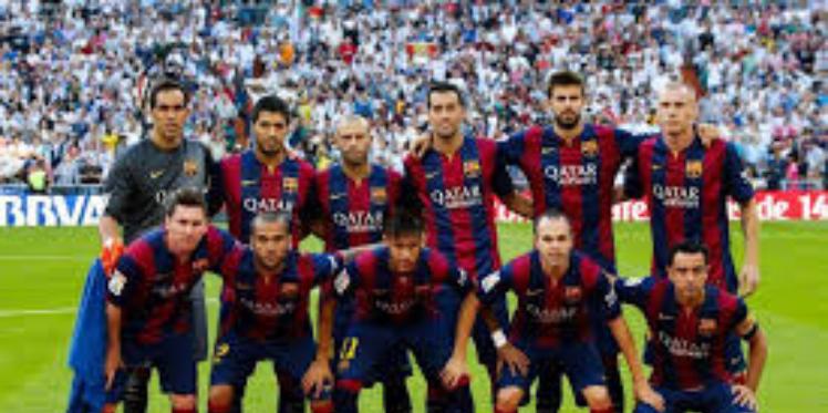 """التشكيلة المتوقعة لبرشلونة في""""الكلاسيكو"""""""
