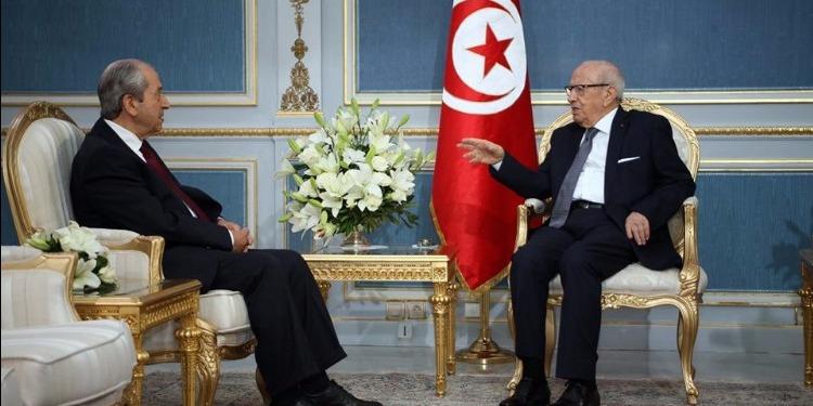 نتائج الزيارة إلى روسيا أهم محاور لقاء الناصر وقائد السبسي