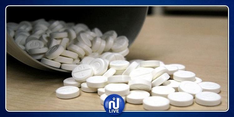 الحرايرية: حجز 680 قرصا مخدّرا