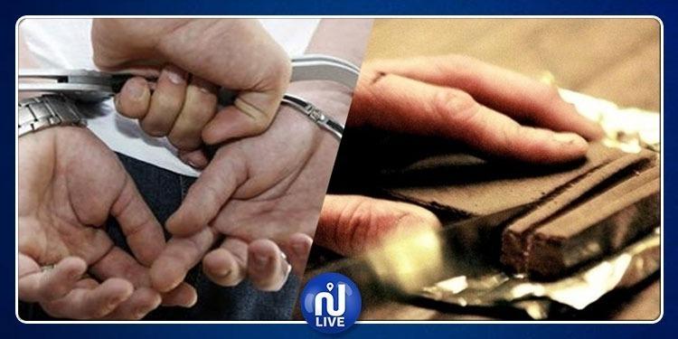 جندوبة: القبض على أحد أكبر مروجي المخدرات