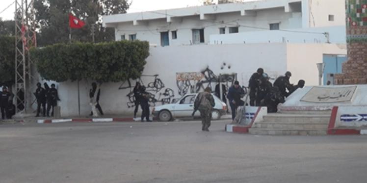 وزارة الدفاع : القضاء على 13 ارهابيا والقبض على 6 مصابين (تحيين)