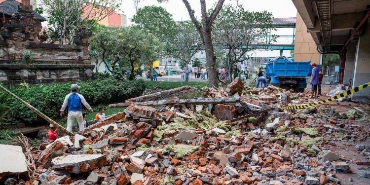 L'île de Lambok secouée par un séisme, au moins 91 morts