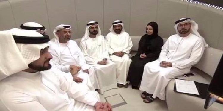 الإمارات:  حاكم دبي يبارك أول عقد قرآن إلكتروني
