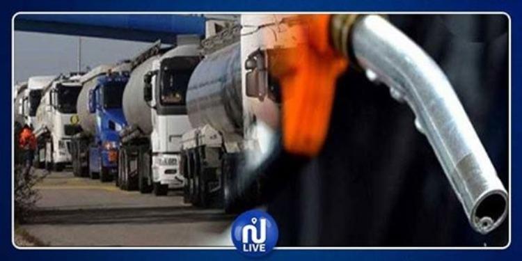 A partir d'aujourd'hui: Les transporteurs de carburant en grève