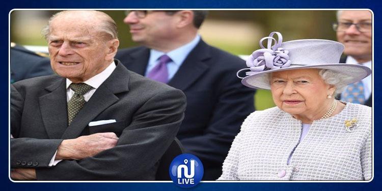 بريطانيا: الأمير فيليب ينجو من حادث مرور (صور)