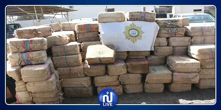 إفشال عملية تهريب لـ 10 أطنان من الكوكايين إلى المغرب