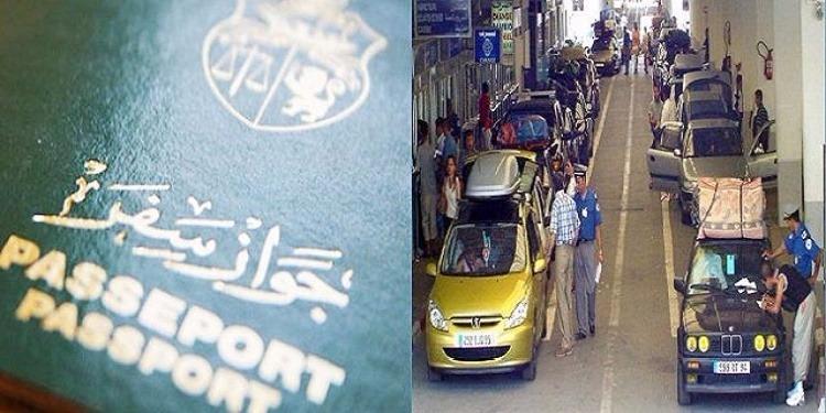 الديوانة التونسية: منظومة إلكترونية جديدة لتسهيل الاجراءات للتونسيين المقيمين بالخارج