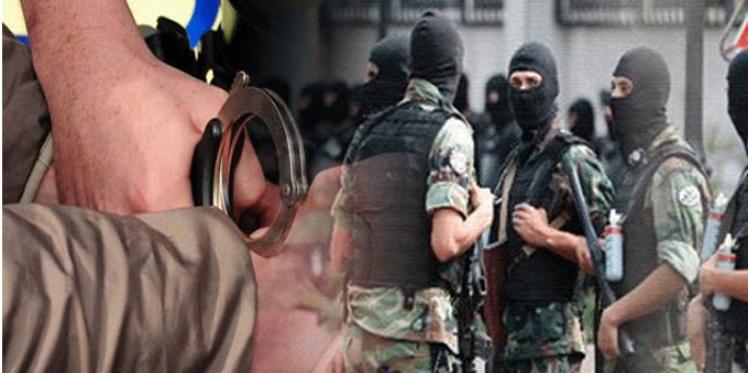 ايقاف ثلاثة اشخاص يشتبه في تورطهم في قضايا ارهابية