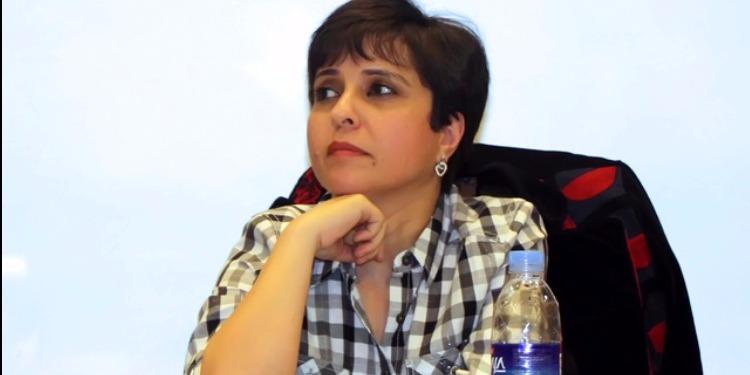 الكاتبة الفلسطينية حزامة حبايب تفوز بجائزة نجيب محفوظ للأدب
