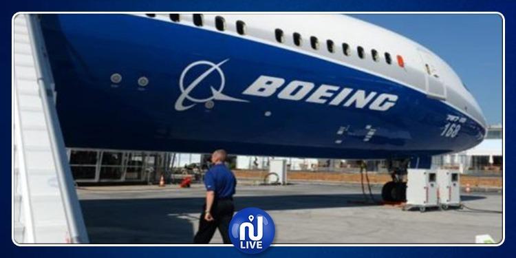 """احتراق محرك طائرة """"بوينغ"""" لدى إقلاعها في جنوب أفريقيا"""