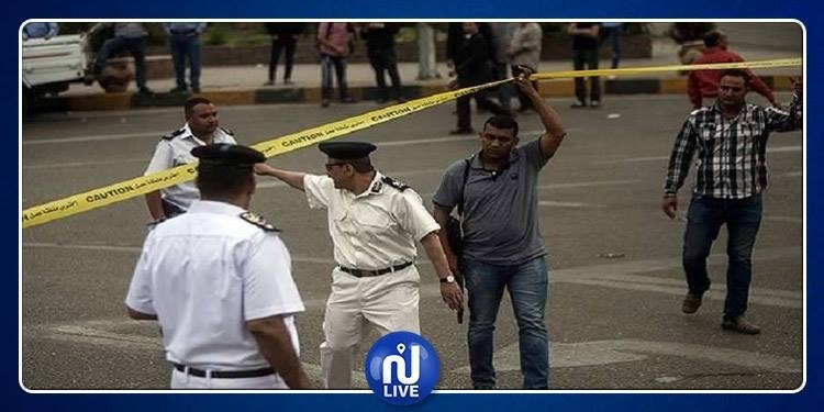 مقتل ضابط شرطة في انفجار أمام كنيسة بالقاهرة